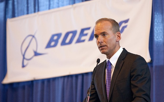Boeing CEO says sales at risk due to U.S. Ex-Im paralysis