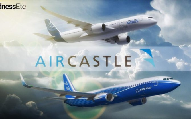 Boeing Co Airbus Group — Possible Choices for Aircastle's 10 Jet Order