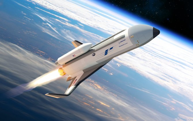 Boeing, DARPA to Design, Build, Test New Experimental Spaceplane