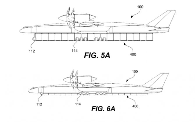 Boeing Designed a Strange Plane That Would Suck Up Shipping Containers