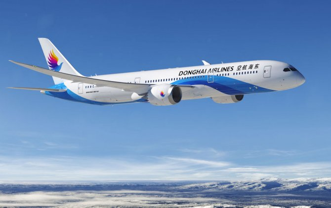 Boeing, Donghai Airlines Finalize Order for Five 787-9 Dreamliners