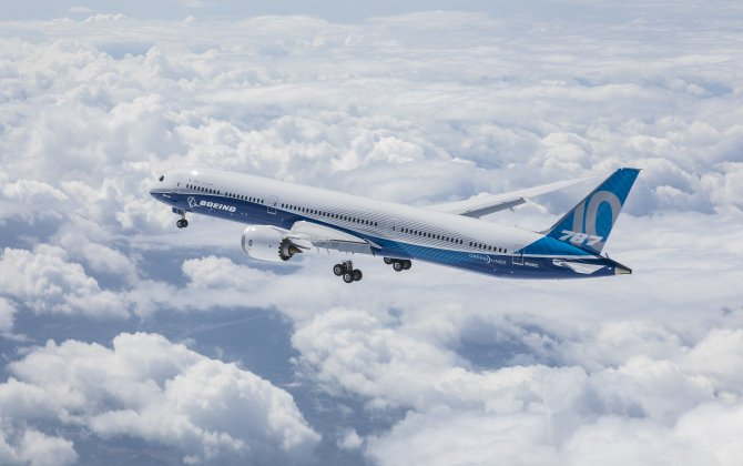 Boeing, Emirates Announce Commitment for 40 787-10 Dreamliners