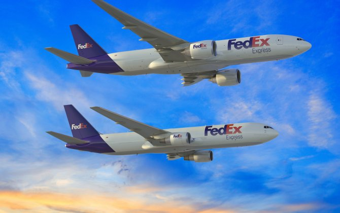 Boeing, FedEx Express Announce Order for 24 Medium and Large Freighters