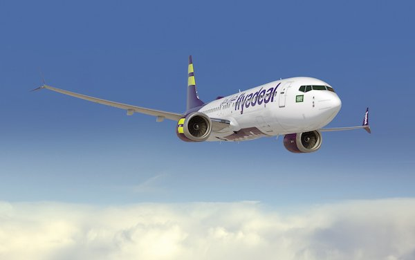Boeing, flyadeal Sign Commitment for Up to 50 737 MAX Jets