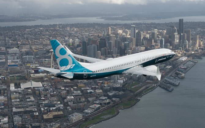 Boeing, flydubai Finalize Order for 175 737 MAX Airplanes