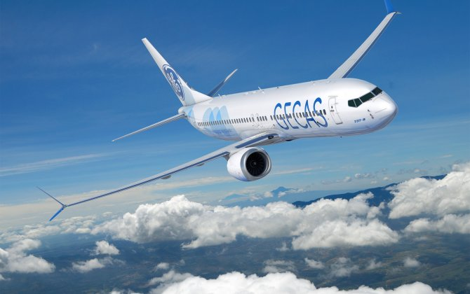Boeing, GECAS Announce Order for 75 737 MAXs