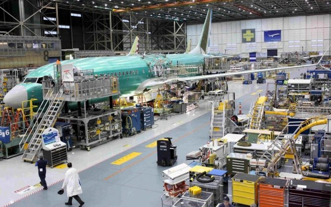 Boeing gets new robots onboard for 737 production
