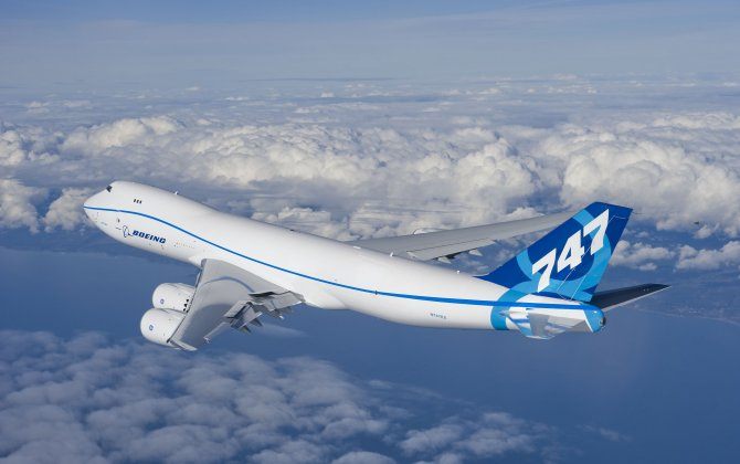 Boeing Gets Order For 747-8 Freighters