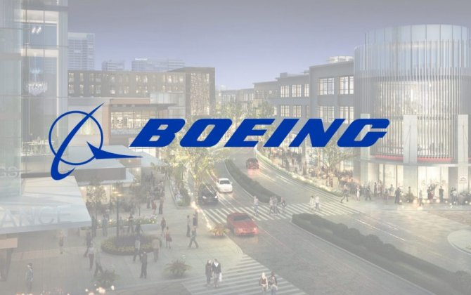 Boeing Global Services Begins Operations