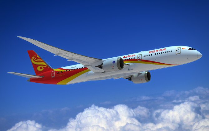 Boeing, Hainan Airlines Celebrate Delivery of Airlines' First 787-9 Dreamliner