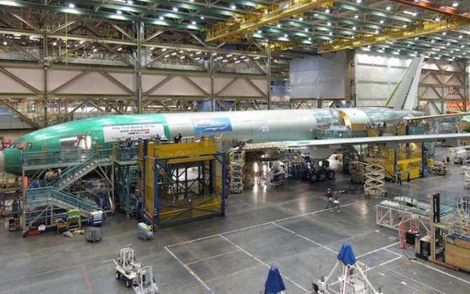 Boeing Helena Site Expands to Support 777X Airplane Production
