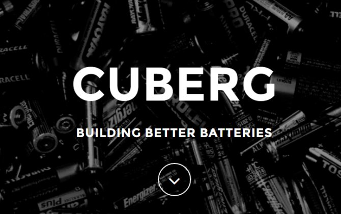 Boeing HorizonX Invests in Advanced Battery Technology Startup Cuberg
