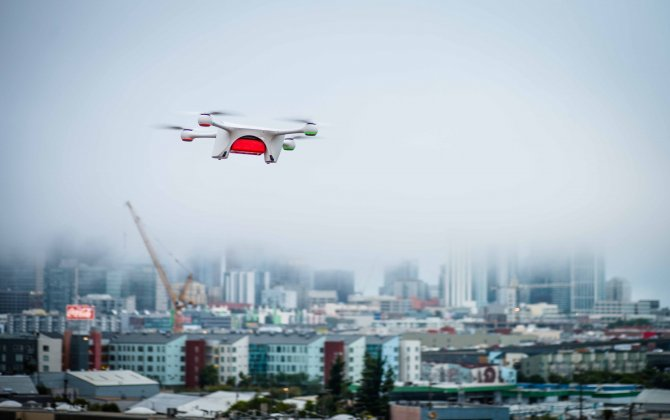 Boeing HorizonX Ventures Invests in On-Demand Urban Aerial Delivery Startup Matternet