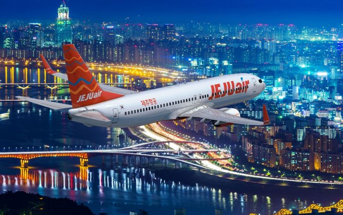 Boeing, Jeju Air Finalize Order for Three Next-Generation 737-800s