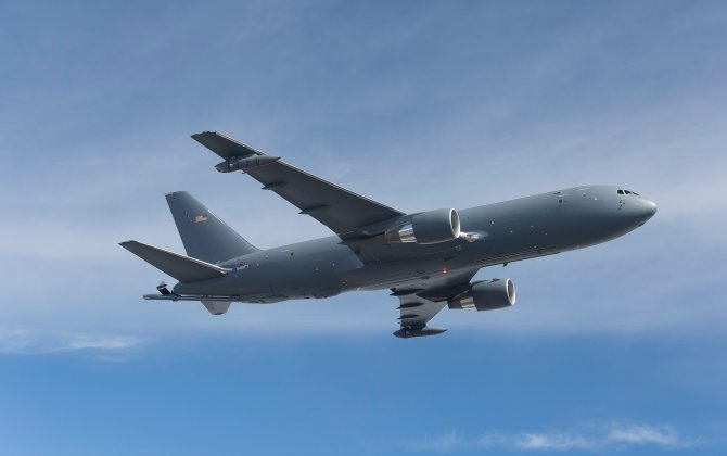 Boeing KC-46 Tanker Program Completes FAA Certification