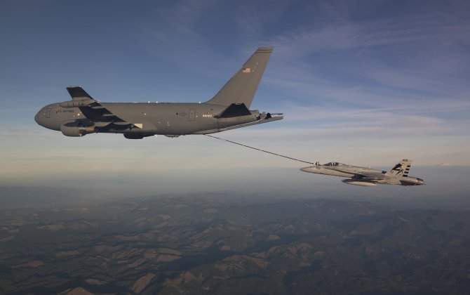 Boeing KC-46 Tanker Program Completes FAA Certification Flight Testing