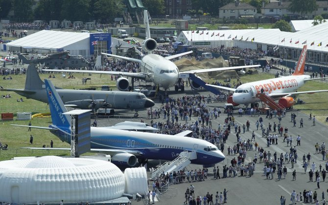 Boeing Launches Second Century of Aerospace Leadership at Farnborough International Airshow