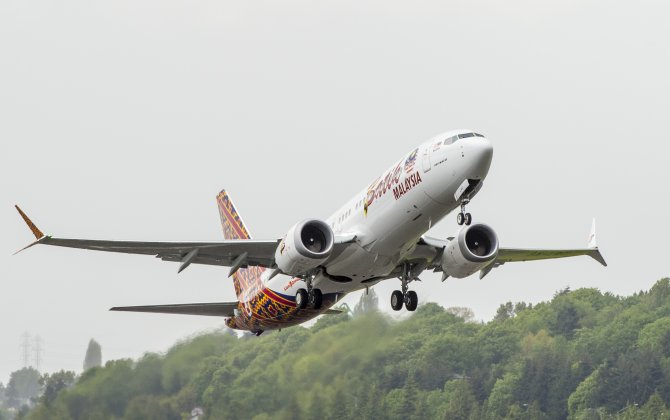 Boeing, Malindo Air Celebrate First 737 MAX Delivery
