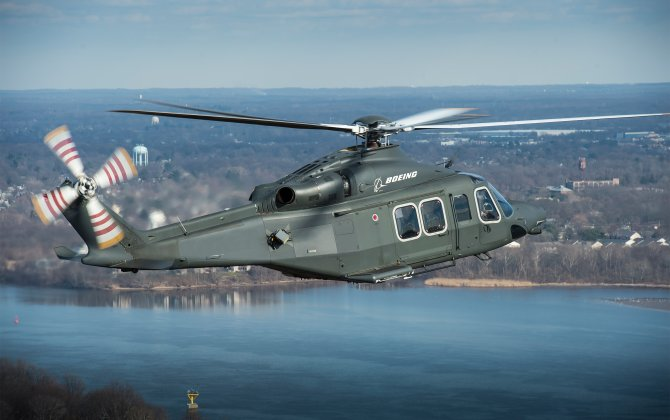 Boeing MH-139 Helicopter Could Save Air Force More Than $1 Billion