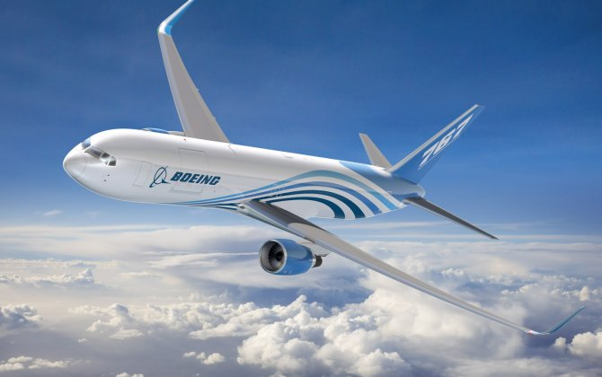 Boeing Selects Evergreen Aviation Technologies for 767-300 Passenger-to-Freighter Conversions