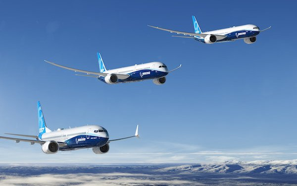 Boeing Sets New Airplane Delivery Records, Expands Order Backlog
