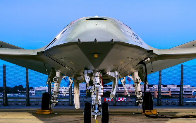 Boeing Shares Sneak Peek of Aerial Refueler for MQ-25 Competition