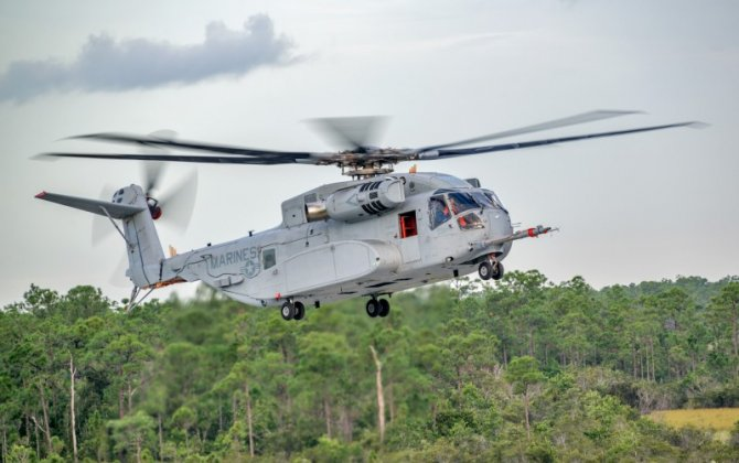 Boeing, Sikorsky Make Pitches For German Heavy Helo Need