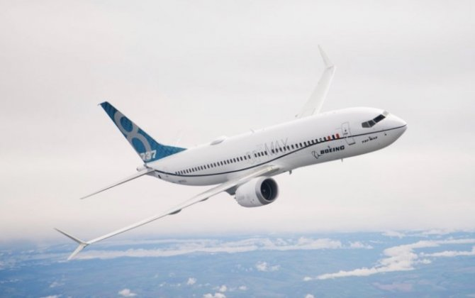 Boeing, Silk Way Announce Order for Ten 737 MAX 8 airplanes