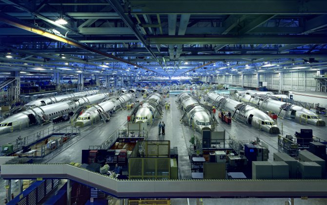 Boeing takes spare-part making from Spirit AeroSystems