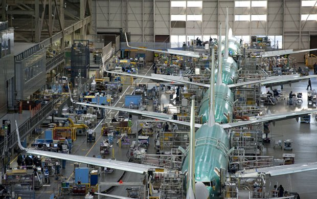 Boeing to cut more than 4,500 jobs to reduce costs