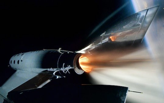 Boeing To Invest In Human Spaceflight Pioneer Virgin Galactic