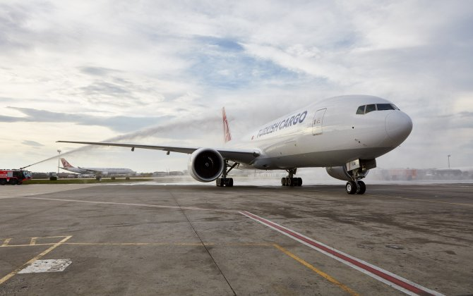 Boeing, Turkish Airlines Announce Order for Three 777 Freighters