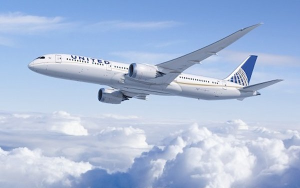 Boeing, United Airlines Announce Order for Nine 787-9 Dreamliners