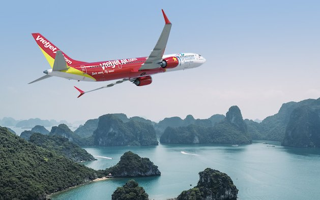 Boeing, VietJet Sign Agreement for 100 737 MAX Airplanes