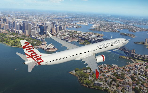 Boeing Welcomes Virgin Australia as Newest 737 MAX 10 Customer
