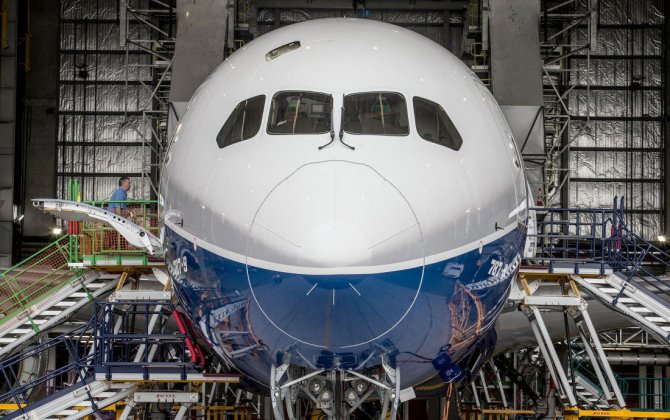 Boeing Wins $3.2 Billion Dreamliner Order From China Southern