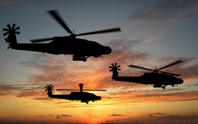 Boeing wins $922 million Pentagon deal for 117 Apache helicopters