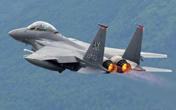 Boeing Wins Five-Year Contract to Sustain Republic of Korea F-15K Fleet