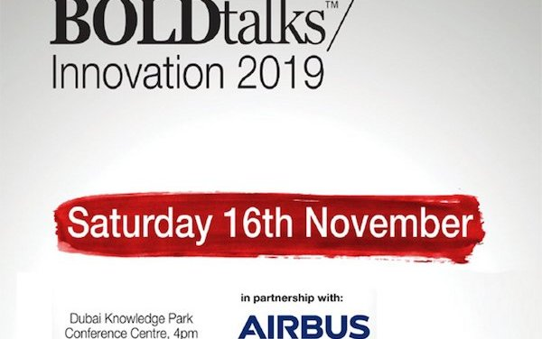 BOLDtalks Innovation 2019:discussions on future industry trends and advances in innovation