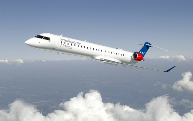 Bombardier and CityJet Sign Conditional Purchase Agreement for up to 10 CRJ900 Aircraft