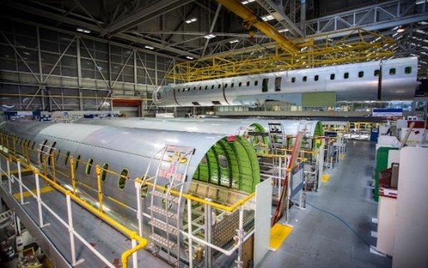 Bombardier Aviation cuts 2500 jobs