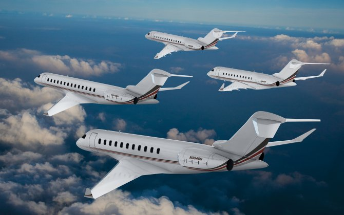 Bombardier Business Aircraft Service Centres Earn FAA Diamond Awards