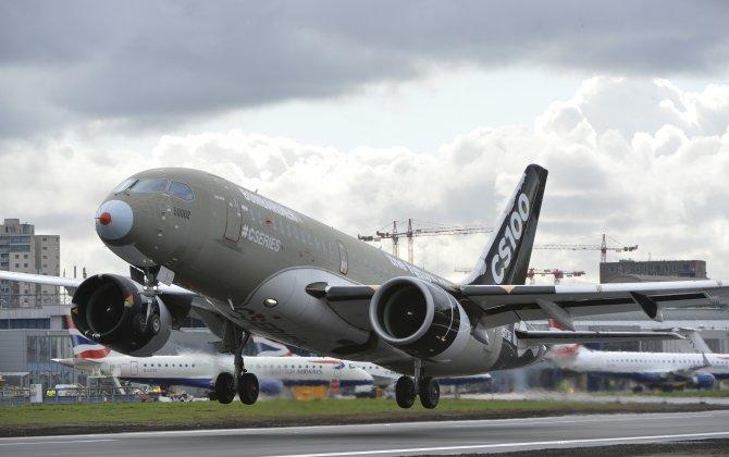 Bombardier C Series Aircraft Completes Landmark Non-Stop Transatlantic Flight