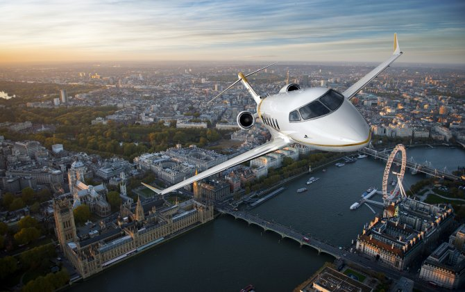 Bombardier Challenger 350 Aircraft to Expand its Segment-defining Performance Capabilities with Imminent Steep Approach Certification