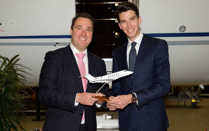 Bombardier Challenger 350 Joins TAG Aviation Charter Fleet
