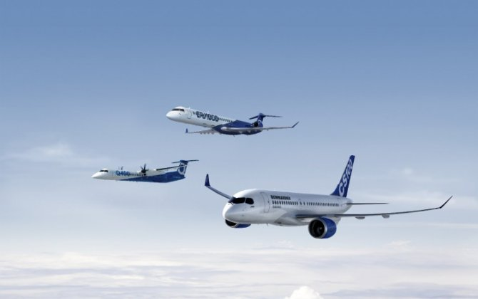 Bombardier Commercial Aircraft's New 20-Year 2017-2036 Market Forecast