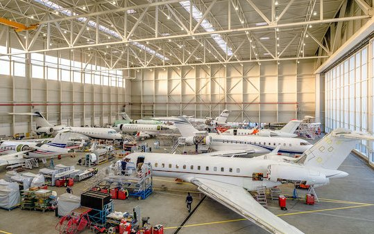 Bombardier continues global customer service expansion