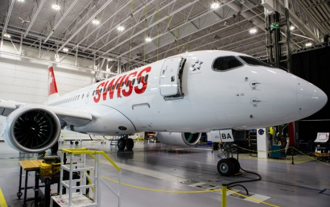 Bombardier CS100 Aircraft Awarded Type Validation by both- EASA and FAA