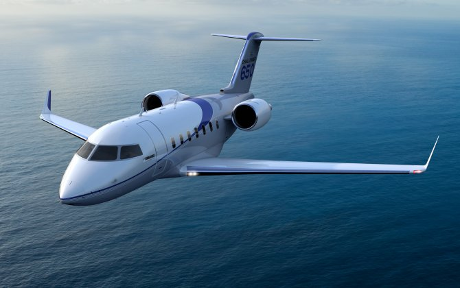 Bombardier Delivers First Challenger 650 Aircraft to be Operated from Germany