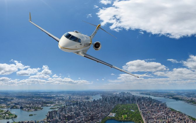 Bombardier Delivers its First Challenger 350 Aircraft in Argentina